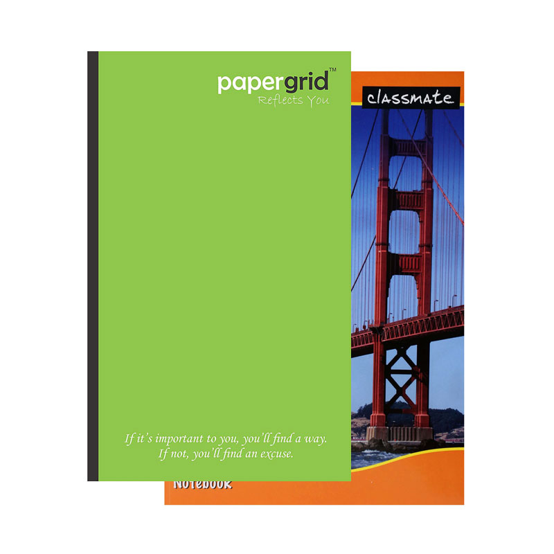 Notebook A4 (Queen/Long) Size -