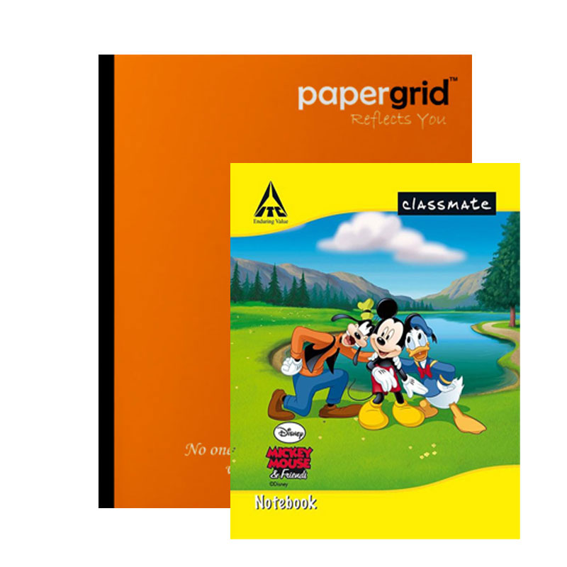 Notebook King (College) Size -