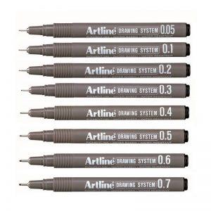 Artline Drawing System Pen -