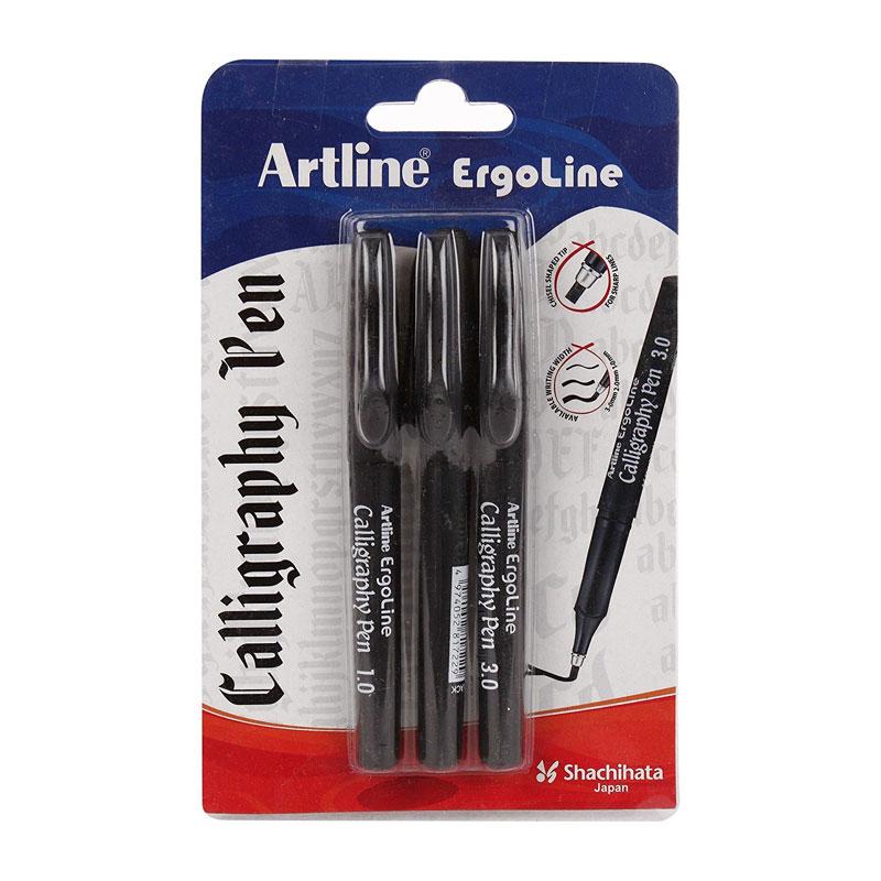 Artline Ergoline Calligraphy Pen -