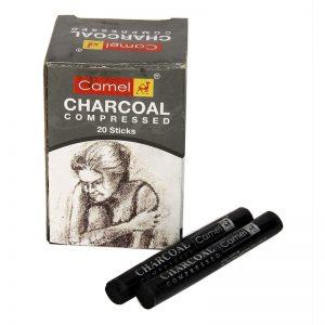 Camel Charcoal Compressed Stick -