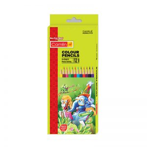 Camel Colour Pencil Full Size 12 Shades -