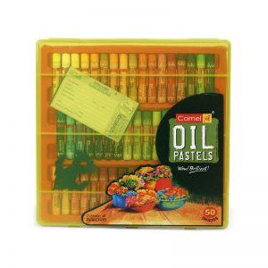 Camel Oil Pastel 50 Shades -