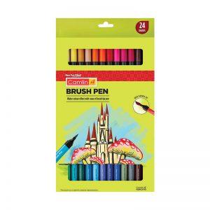 Camlin Brush Pen 24 Shades -
