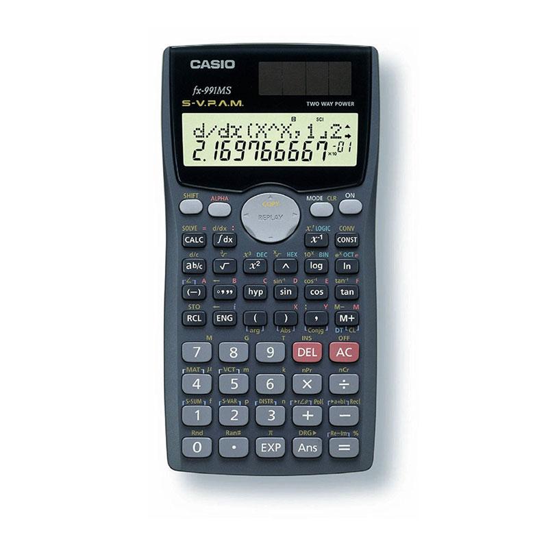 Casio FX-991MS Scientific Calculator -