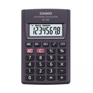 Casio HL-4A Portable Calculator -