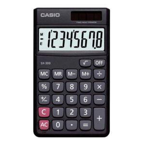 Casio SX-300 Portable Calculator