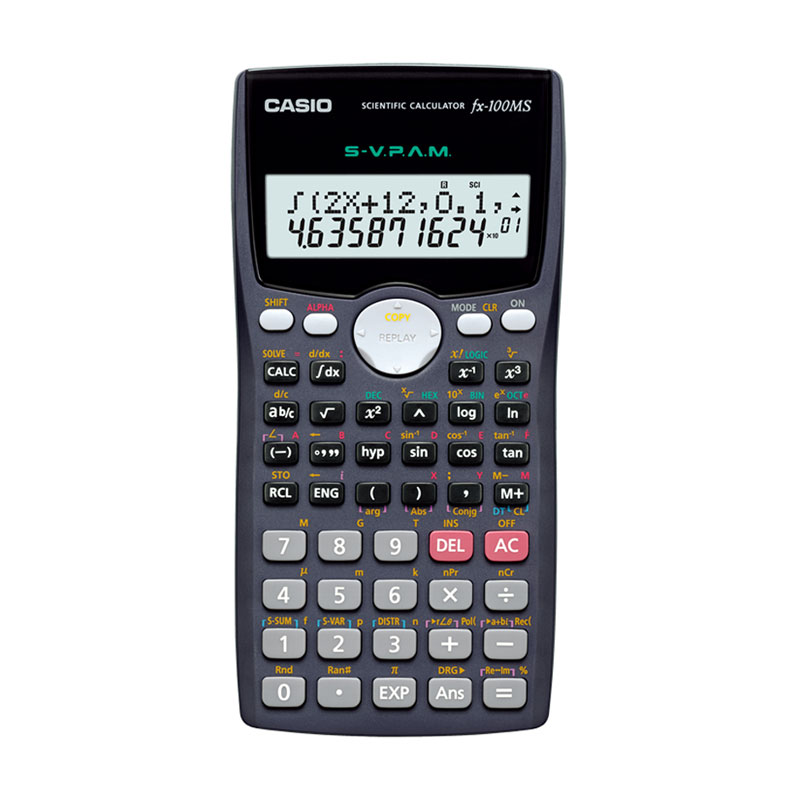 Casio FX-100MS Scientific Calculator -