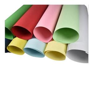 Light Colour Chart Paper
