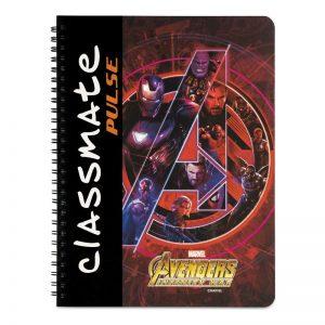 Classmate Spiral Bound Notebook A4 (Queen/Long) Size -