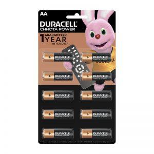 Duracell Chhota Power Alkaline Battery AA -