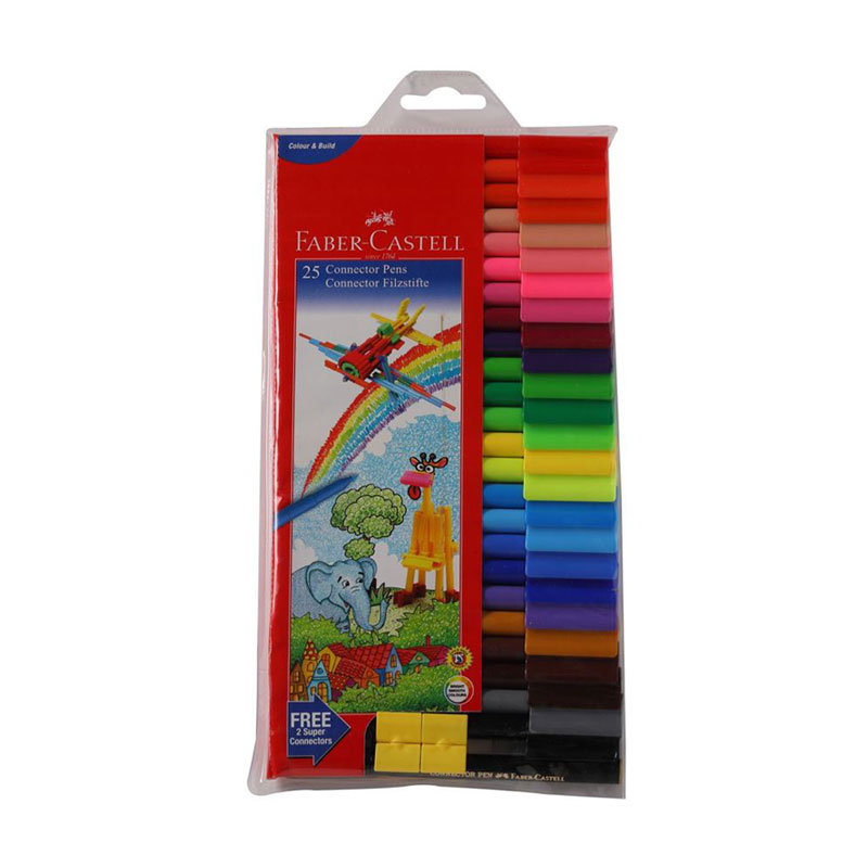 Faber-Castell Connector Pen 25 Shades -