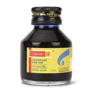 Camlin Fountain Pen Ink 60ml -