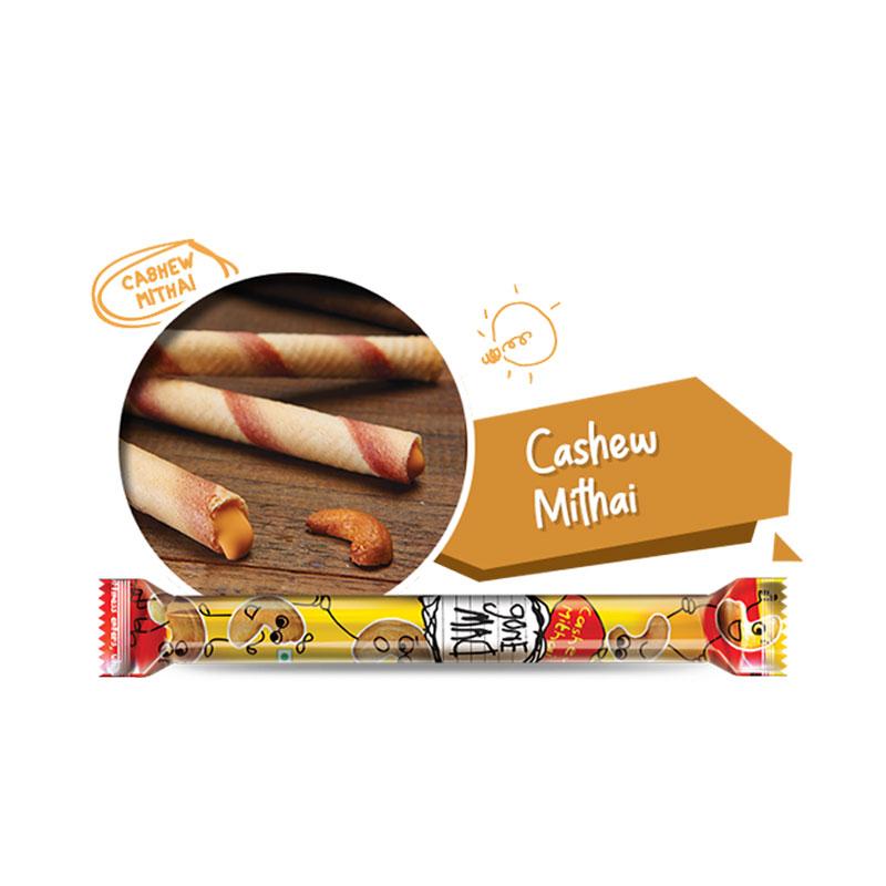 Gone Mad Cashew Mithai -