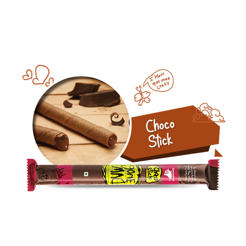 Gone Mad Choco Stick -