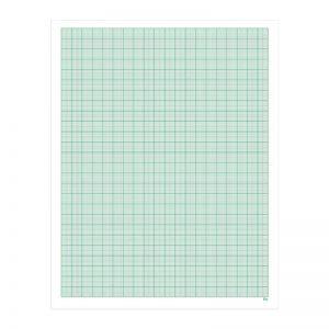 Graph Paper A4 Size -