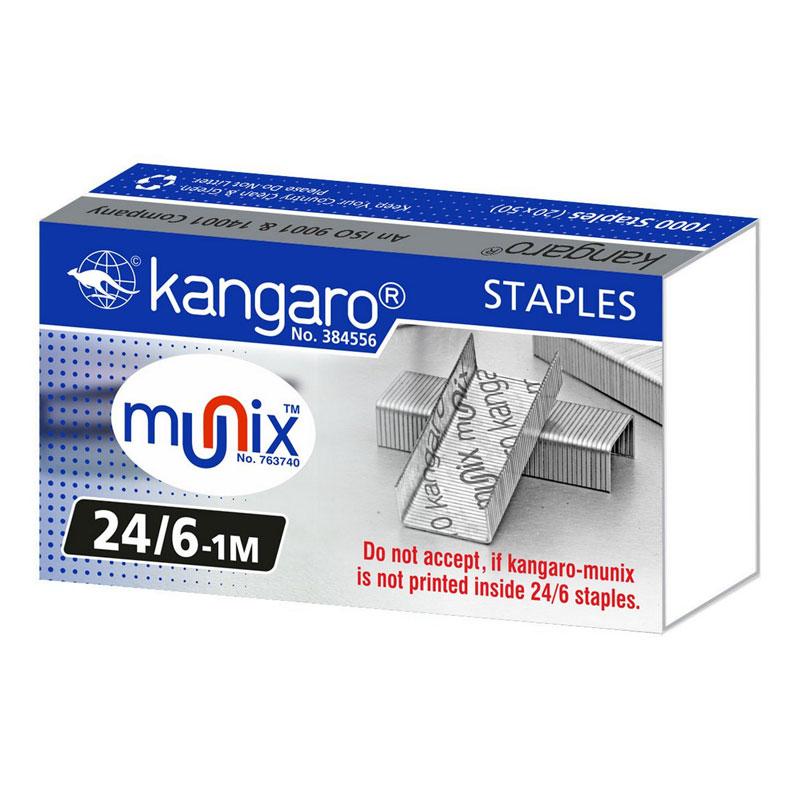 Kangaro 24/6 Staple (Stapler Pin) -