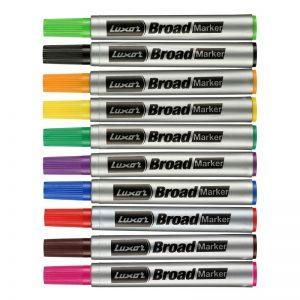Luxor Broad Marker Pen -