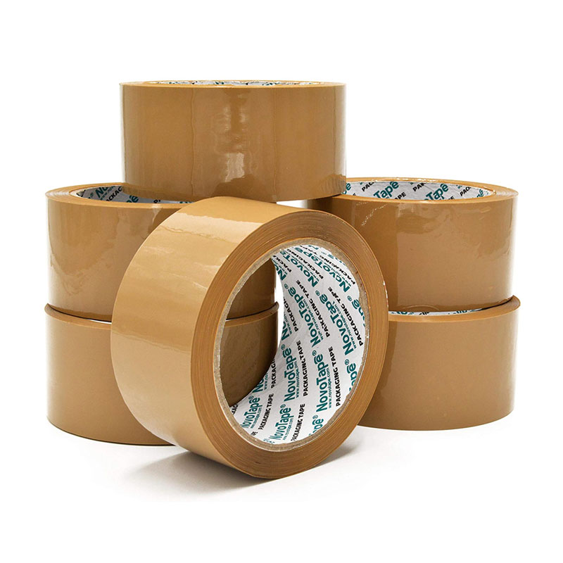 Brown Packing Tape 1/2/3 Inch -