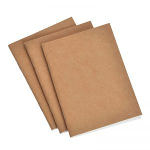 Rough Notebook King (College) Size (Newsprint Paper Notebook) -