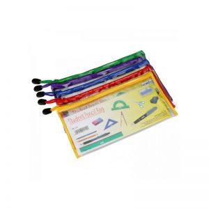 World One Transparent Pencil Pouch -