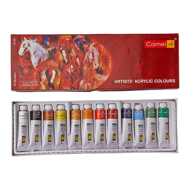 camel-artists-acrylic-colour-tube-12-shades