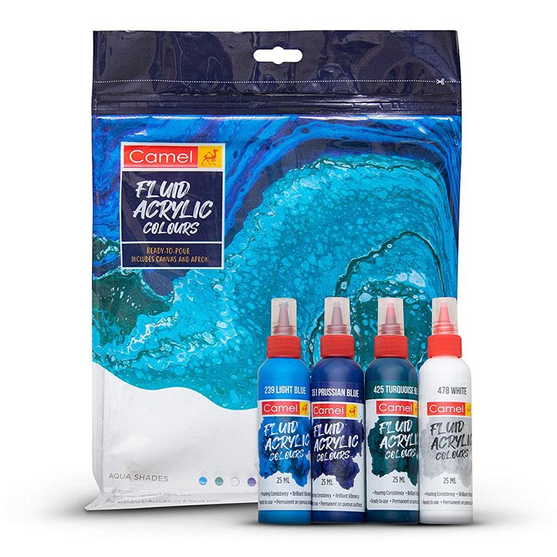 Fluid Acrylic Kit