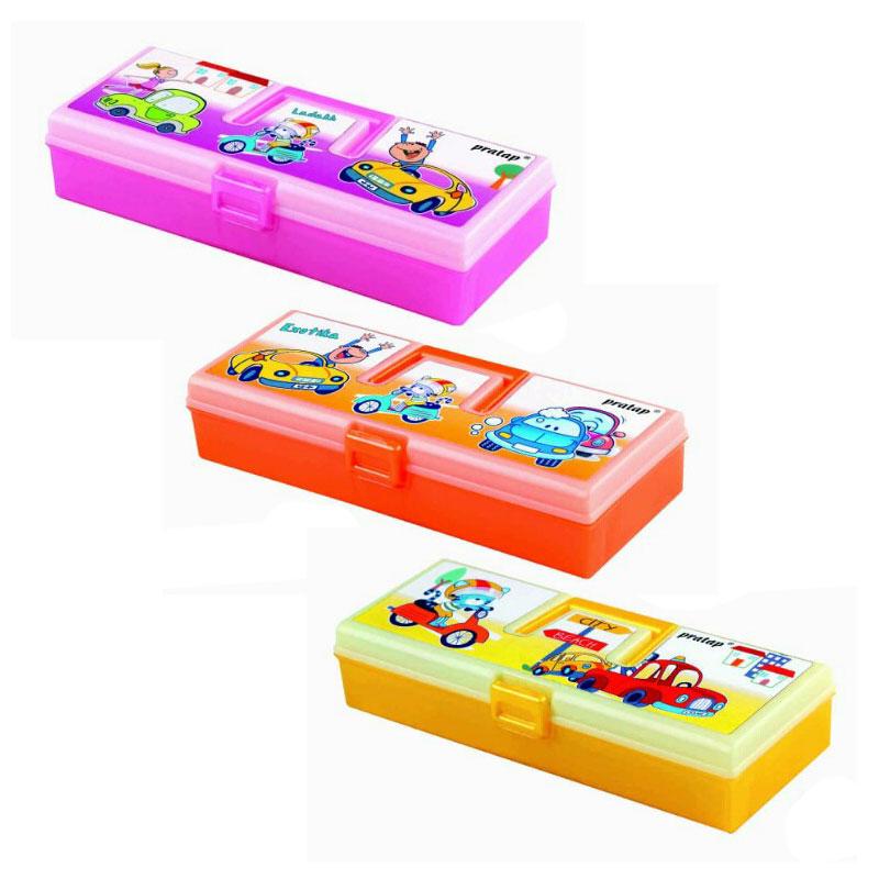 Pencil Box   Pratal Hy School Pickup