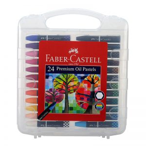 Faber-Castell Premium Oil Pastel 24 Shades -