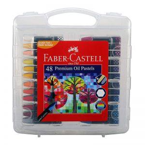 Faber-Castell Premium Oil Pastel 48 Shades -
