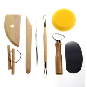 Pottery Tool Set of 8