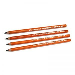 General's Original Charcoal Pencil Black -