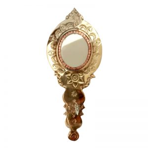 Aranmula Kannadi | Valkannadi (Hand Mirror)