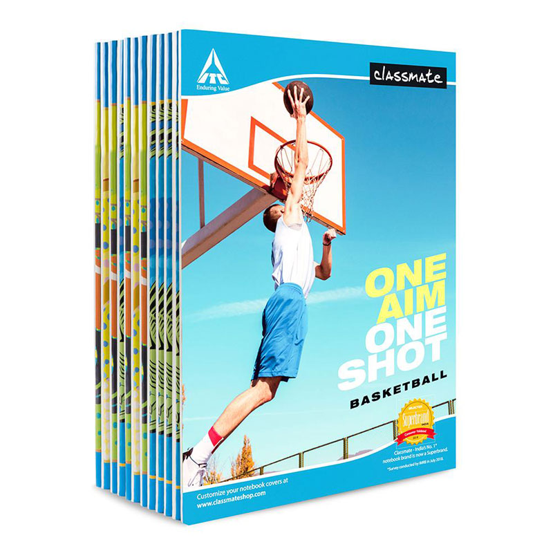 Classmate Notebook Queen Size (A4 Size) 172 Pages