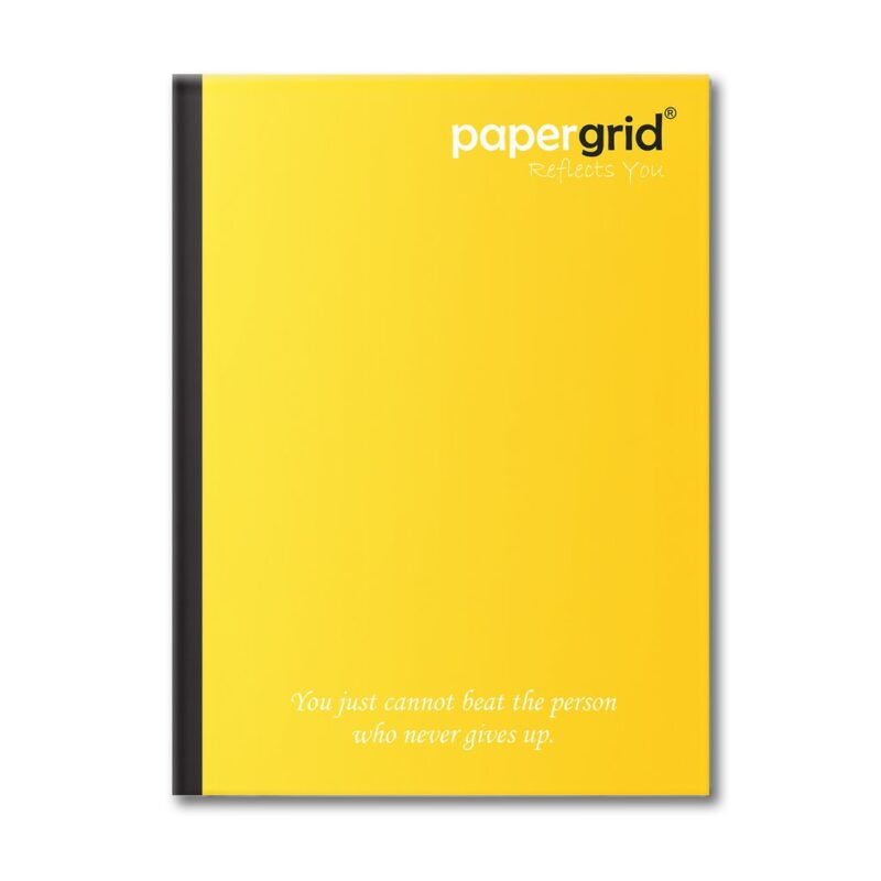 Papergrid A4 Size Notebook 400 Pages