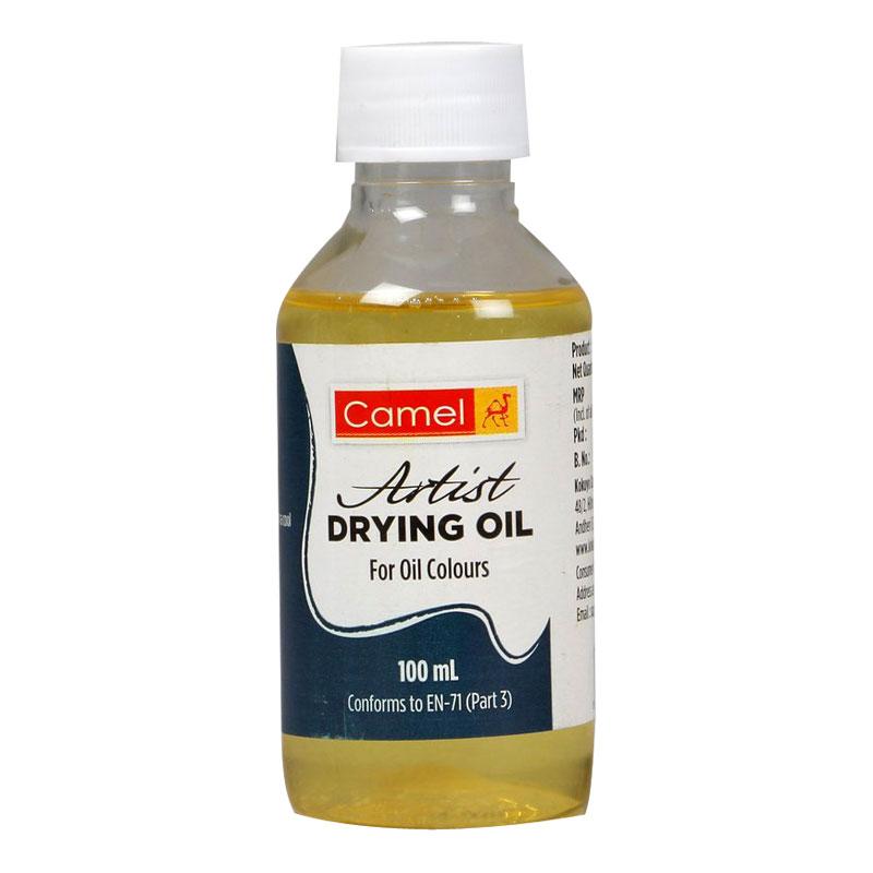 Camel Artist Drying Oil for Oil Colours 100 ml
