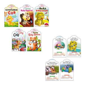 Sawan Story Books Baby Animals Series