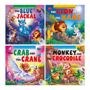 Sawan Story Books For Beginners (Preschool Story Book)
