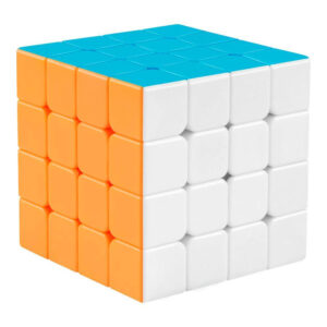 This cube is extremely fast with excellent angle, fun rally speed. The Rubik cube feels very flexible and very soft to turn. This helps improve the coordination of the eyes of the hand, problem solving and logic.