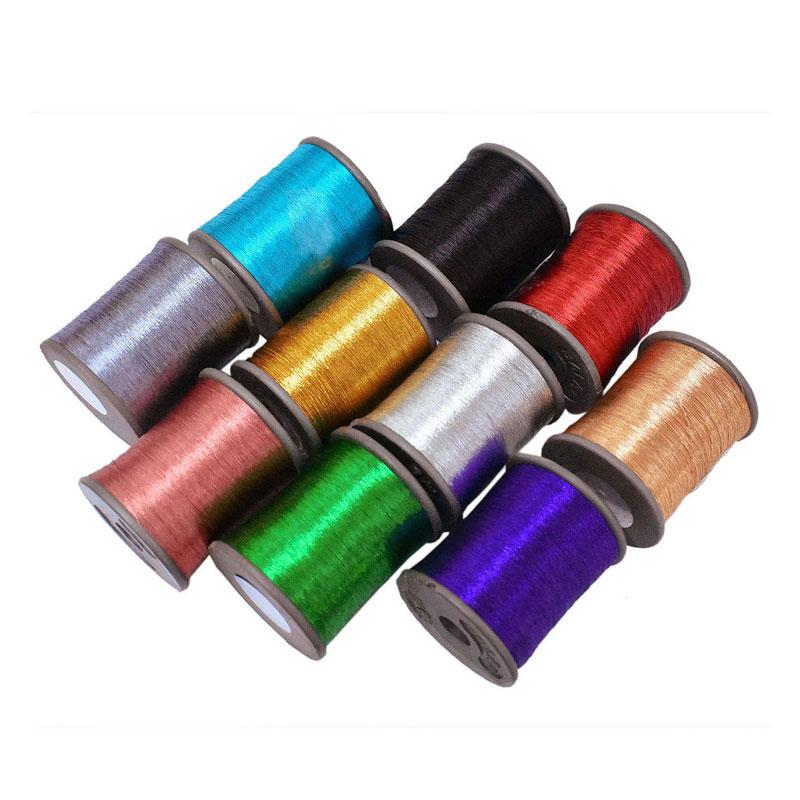 Zari Thread/Metallic Thread for Embroidery