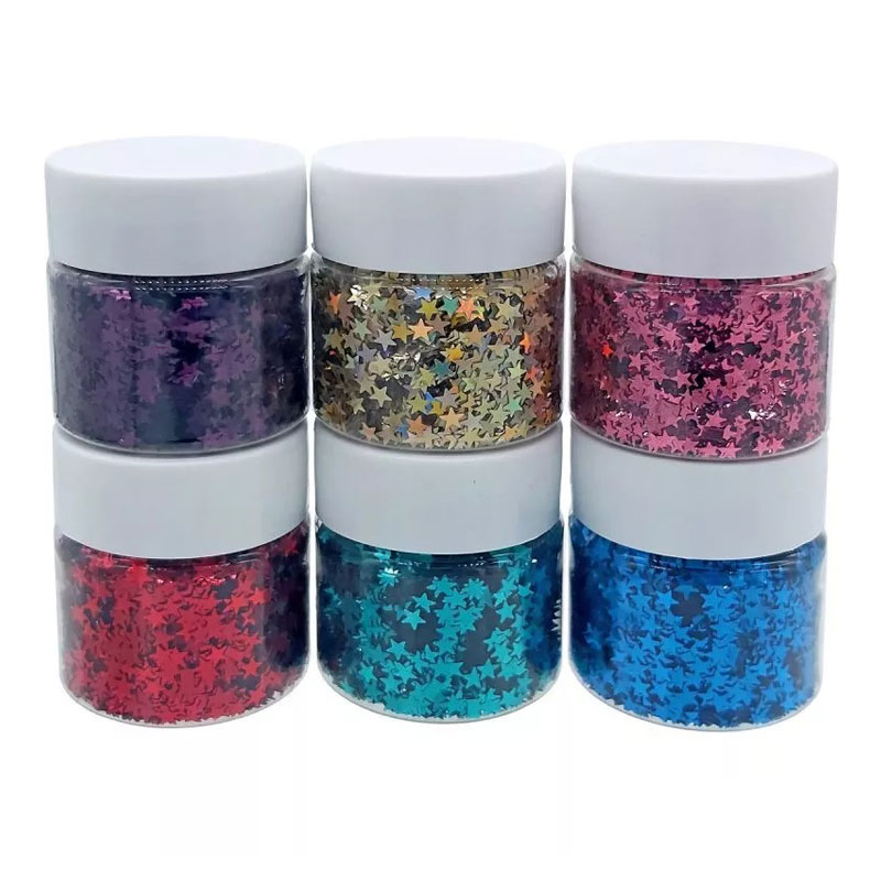 Premium Shining Sequins in Shapes