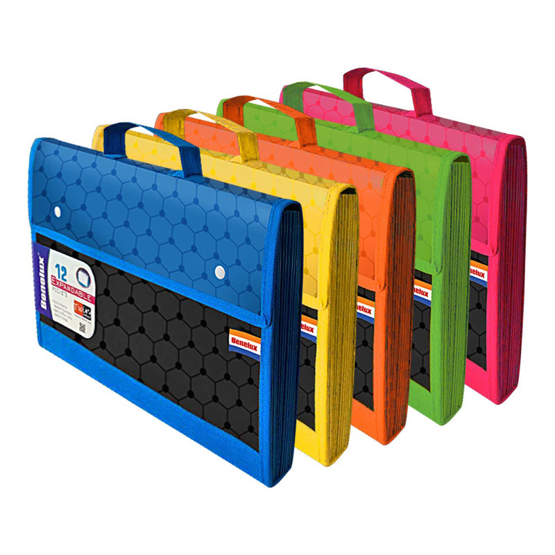 Benelux Expandable File (Bag)
