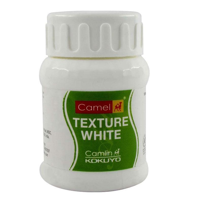 Camel Texture White Medium 100ml