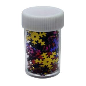 Decorative Glitter Cut Outs Petals