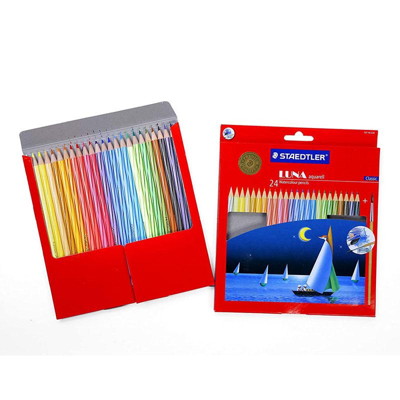 Staedtler Luna Watercolour Pencil 24 Shades