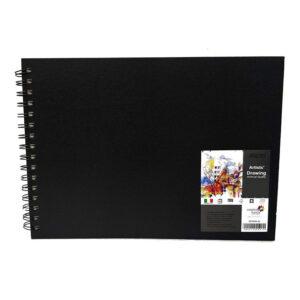 Brustro Artists' Landscape Sketch Book Wiro Bound (A3/A4/A5/A6)