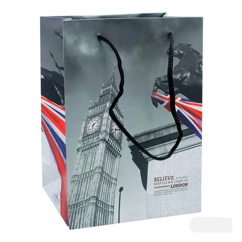 Designer Paper Bag A5 Size (Vertical Shape)